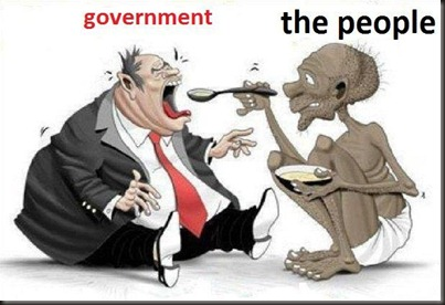 Government vs The People
